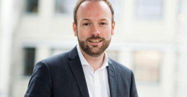 Nikolas Löbel (CDU) hatte am Freitag eine Beteiligung an umstrittenen Geschäften mit Corona-Schutzmasken eingeräumt. Foto: picture alliance / Lino Mirgeler/dpa/Archivbild