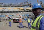 Amnesty International hält einen Boykott der Fußball-WM in Katar 2022 für nicht sinnvoll. Foto: Hassan Ammar/AP/dpa