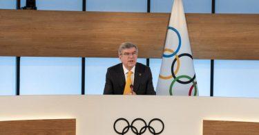 Will mit der Agenda 2020+5 soll olympische Bewegung fit für die Zukunft machen: IOC-Präsident Thomas Bach. Foto: Greg Martin/IOC/dpa