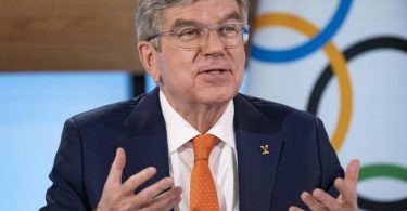Für den Fall des Ausschlusses ausländischer Zuschauer von den Tokio-Spielen bittet IOC-Chef Thomas Bach um Verständnis. Foto: Greg Martin/IOC/dpa