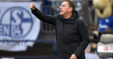 Ralf Rangnick wirkte bereits von 2004 bis 2005 sowie im Jahr 2011 als Trainer beim FC Schalke 04. Foto: Ina Fassbender/dpa