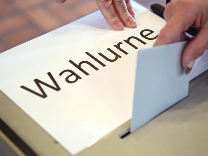 Rund 7,7 Millionen (Baden-Württemberg) bzw. 3,1 Millionen (Rheinland-Pfalz) Menschen sind zur Wahl aufgerufen. Foto: Uli Deck/dpa