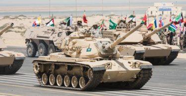 Größter Importeur von Rüstungsgütern bleibt Saudi-Arabien. Foto: Meng Tao/XinHua/dpa