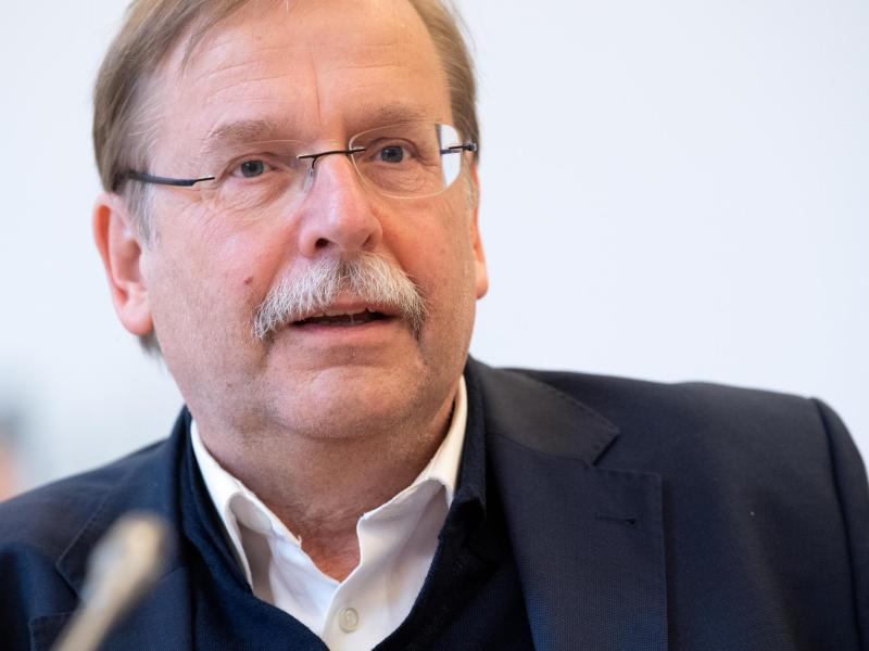Rainer Koch ist der Vizepräsident des DFB. Foto: Sven Hoppe/dpa