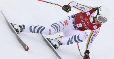 Ist die aussichtsreichste der neun Deutschen bei den Einzelevents zum Saison-Finale: Kira Widle in Aktion. Foto: Alessandro Trovati/AP/dpa
