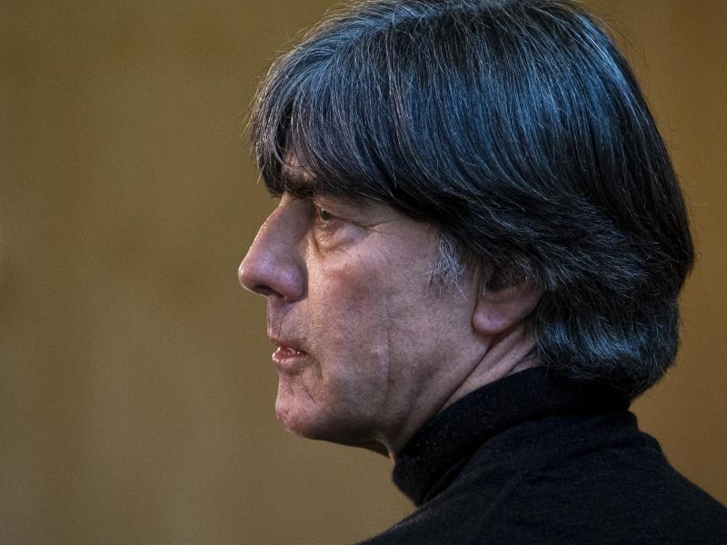 Bundestrainer Joachim Löw wird am Freitag den DFB-Kader bekanntgeben. Foto: Thomas Boecker/DFB/dpa