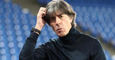 Hat seinen Kader für die WM-Quali-Spiele beisammen: Joachim Löw, Bundestrainer. Foto: Christian Charisius/dpa