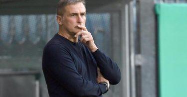 Sieht sein Team bei der U21-EM nicht in der Favoritenrolle: DFB-Coach Stefan Kuntz. Foto: Arne Dedert/dpa