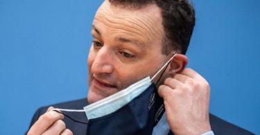Mit der Arbeit von Gesundheitsminister Jens Spahn (CDU) sind 69 Prozent unzufrieden. Foto: Michael Kappeler/dpa