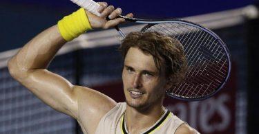 Alexander Zverev kritisiert die Spielervereinigung ATP. Foto: Rebecca Blackwell/AP/dpa