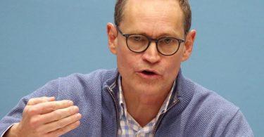 Michael Müller (SPD), Regierender Bürgermeister von Berlin. Foto: Wolfgang Kumm/dpa