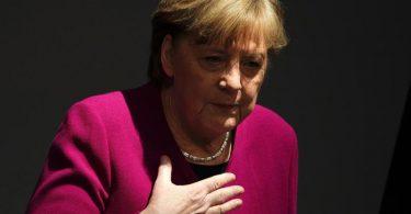 «Wenn wir uns ausruhen auf dem, was wir haben, reicht es nicht»: Bundeskanzlerin Angela Merkel. Foto: Michael Kappeler/dpa