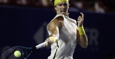 Ist in Miami bereits in der zweiten Runde ausgeschieden:Alexander Zverev. Foto: Rebecca Blackwell/AP/dpa
