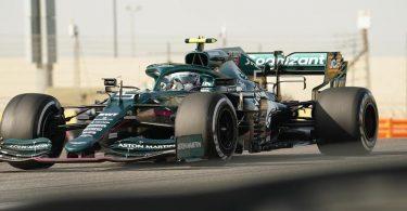 Muss in Bahrain vom letzten Platz starten: Sebastian Vettel. Foto: Hasan Bratic/dpa