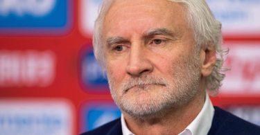Will 2022 als Sportchef bei Bayer Leverkusen aufhören: Rudi Völler. Foto: Marius Becker/dpa
