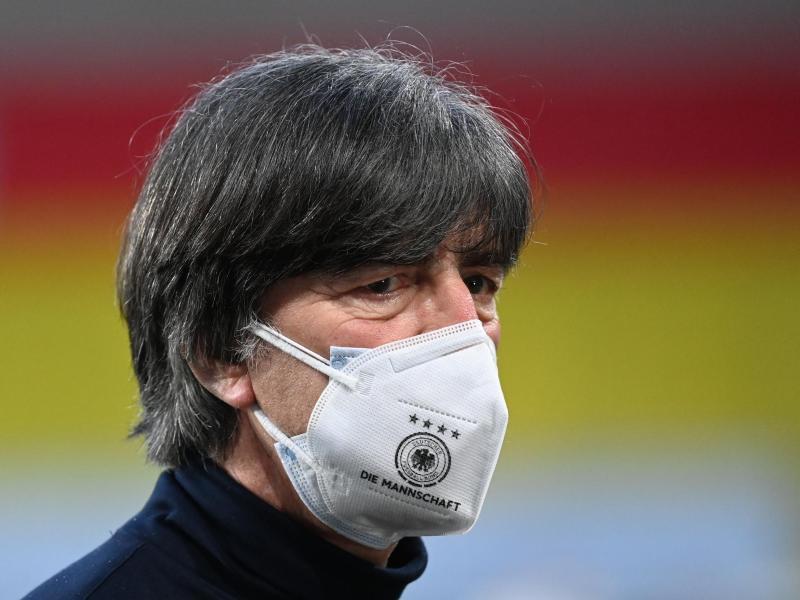Muss wieder die Turniertauglichkeit der Nationalmannschaft herstellen: Bundestrainer Joachim Löw. Foto: Federico Gambarini/dpa
