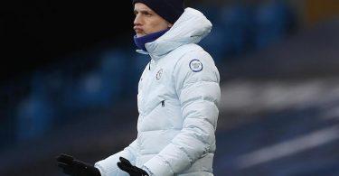 Trainer Thomas Tuchel blieb mit dem FC Chelsea im März ohne Niederlage. Foto: Lee Smith/PA Wire/dpa