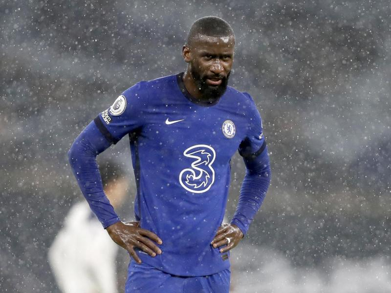 Antonio Rüdiger verlor mit dem FC Chelsea. Foto: Kirsty Wigglesworth/PA Wire/dpa