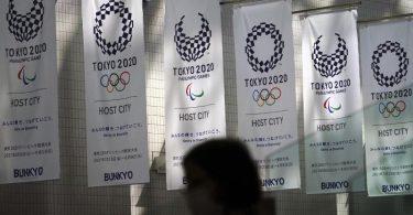Nordkorea will offenbar nicht an den Olympischen Spielen in Tokio teilnehmen. Foto: Eugene Hoshiko/AP/dpa