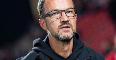 Steht bei Eintracht Frankfurt kurz vor dem Absprung: Sportvorstand Fredi Bobic. Foto: Tom Weller/dpa