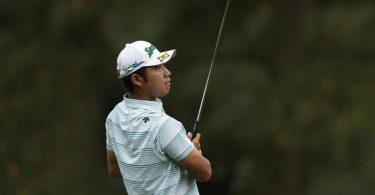 Golfprofi Hideki Matsuyama geht inAugusta mit einer deutlichen Führung in den Finaltag. Foto: David J. Phillip/AP/dpa