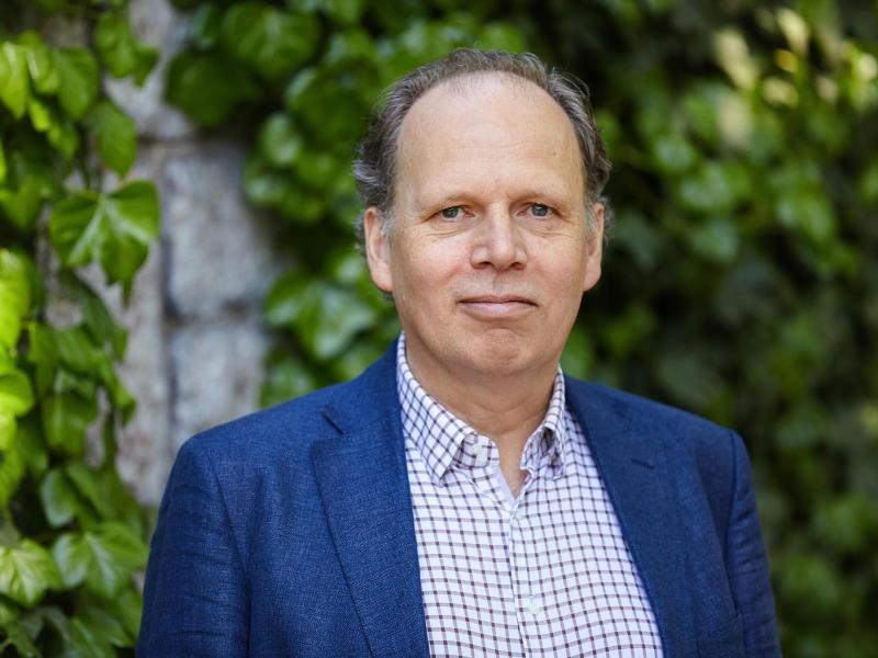 Eckehard Pioch ist Psychoanalytiker und Vorsitzender des Psychoanalytischen Instituts Berlin. Foto: Bernhard Ludewig/Eckehard Pioch/dpa-tmn