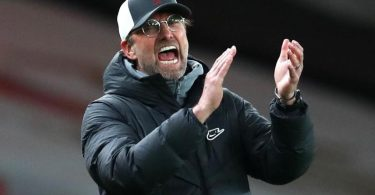 «Wenn wir merken, dass es möglich ist, dann haben wir eine Chance», sagt Liverpools Trainer Jürgen Klopp. Foto: Catherine Ivill/PA Wire/dpa