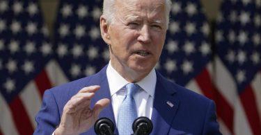 Joe Biden will sich zum weiteren Vorgehen in Afghanistan und dem Fahrplan für einen Abzug der US-Truppen äußern. Foto: Andrew Harnik/AP/dpa
