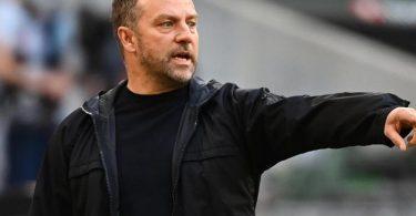 Trainer Hansi Flick steht noch beim FCBayern München unter Vertrag. Foto: Sven Hoppe/dpa