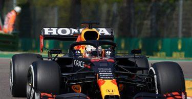 Hat das Zeug für einen künftigen Weltmeister: Max Verstappen vom Team Red Bull Racing. Foto: Hasan Bratic/dpa