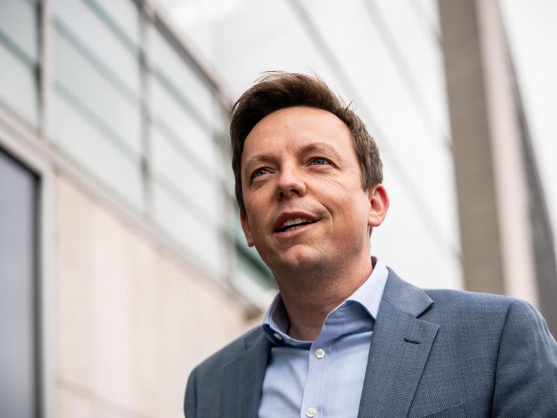 Der saarländische Regierungschef Tobias Hans kritisiert die Pläne zur Bundes-Notbremse als zu unflexibel. Foto: Michael Kappeler/dpa
