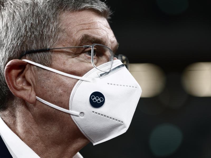 Thomas Bach ist der Präsident des Internationalen Olympischen Komitees (IOC). Foto: Behrouz Mehri/POOL AFP/AP/dpa