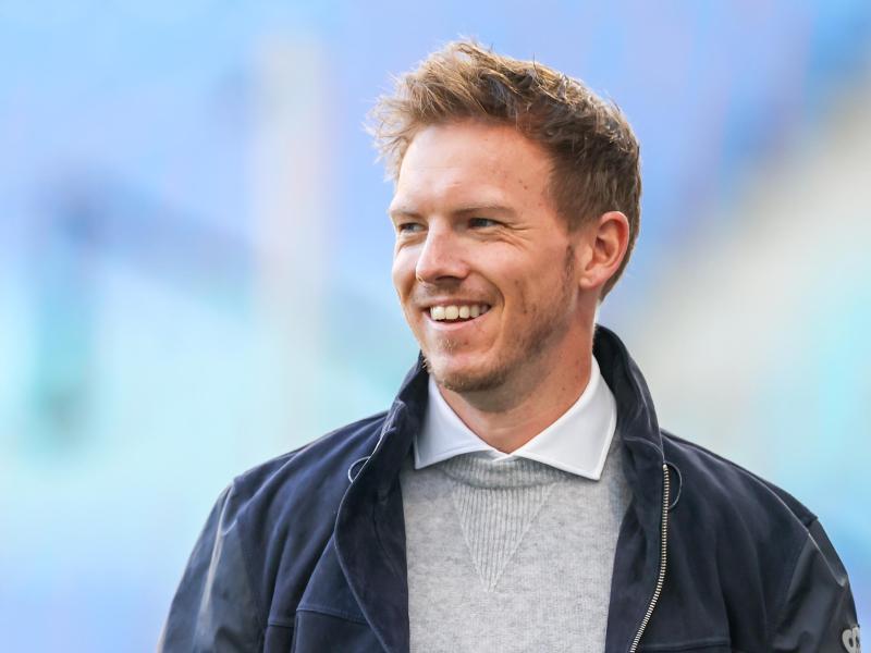Steht noch bei RB Leizig unter Vertrag: Cheftrainer Julian Nagelsmann. Foto: Jan Woitas/dpa-Zentralbild/dpa