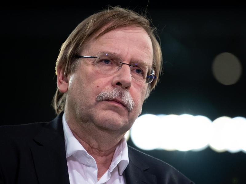 Rainer Koch sitzt für den Deutschen Fußball-Bund im Exekutivkomitee der UEFA. Foto: Sven Hoppe/dpa