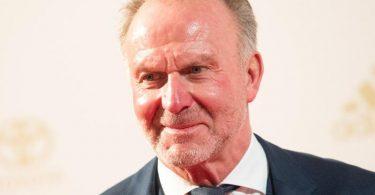 Karl-Heinz Rummenigge ist der Vorstandsvorsitzende des FC Bayern München. Foto: Tom Weller/dpa-Pool/dpa