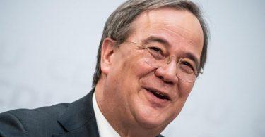 CDU-Bundesvorsitzender und Ministerpräsident von Nordrhein-Westfalen Armin Laschet wird Kanzlerkandidat. Foto: Michael Kappeler/dpa