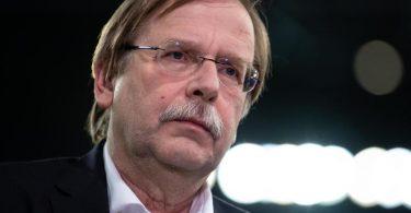 Bleibt Mitglied im Exekutivkomitee der Europäischen Fußball-Union (UEFA): Rainer Koch. Foto: Sven Hoppe/dpa