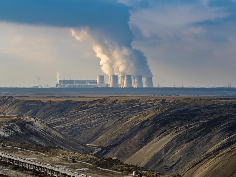 Im Kampf gegen den Klimawandel einigt sich die EU auf eine Senkung der Klimagase um 55 Prozent. Foto: Patrick Pleul/dpa-Zentralbild/dpa