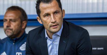Der FC Bayern München verteidigte seinen Sportvorstand Hasan Salihamidzic. Foto: David Inderlied/dpa