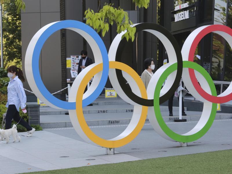 Tokio soll drei Monate vor den Sommerspielen erneut unter Notstand gestellt werden. Foto: Koji Sasahara/AP/dpa
