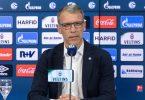 Schalke-Sportvorstand Peter Knäbel zeigt sich nach dem Fan-Ausschreitungen verständnisvoll. Foto: Karsten Rabas/FC Schalke 04/dpa