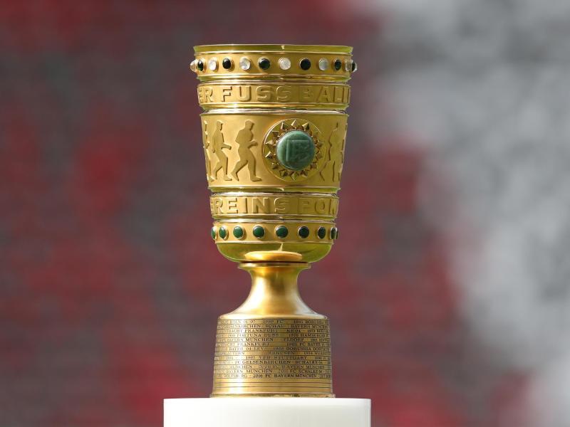 Das Finale im DFB-Pokal wird erneut ohne Zuschauer ausgetragen. Foto: Jan Woitas/zb/dpa