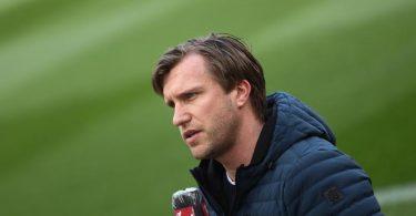 Sportdirektor Markus Krösche wird RB Leipzig verlassen. Foto: Rolf Vennenbernd/dpa Pool/dpa