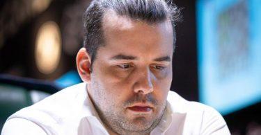 Jan Nepomnjaschtschi aus Russland war bisher immer ein schwerer Gegner für Weltmeister Magnus Carlsen. Foto: Lennart Ootes/FIDE/dpa