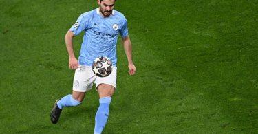 Ilkay Gündogan will mit Manchester City die Champions League gewinnen. Foto: Federico Gambarini/dpa-Pool/dpa