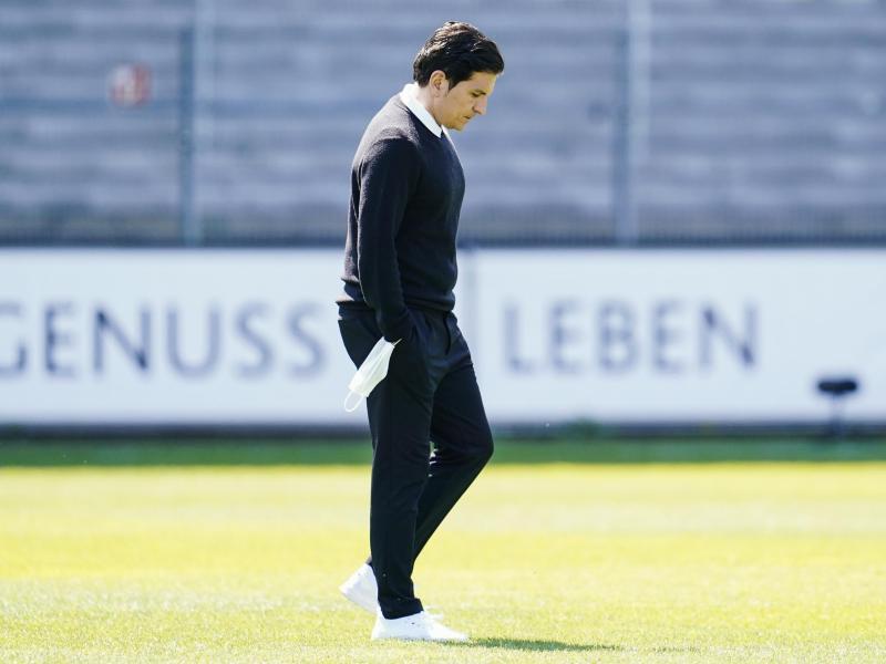 Verlässt Hannover 96 spätestens nach Saisonende: Trainer Kenan Kocak. Foto: Uwe Anspach/dpa