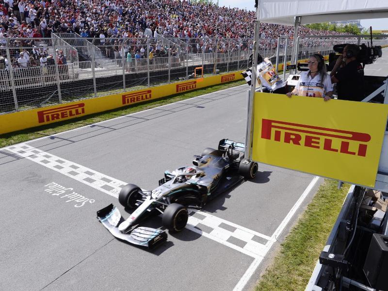 Das Formel-1-Rennen in Kanada wurde erneut abgesagt. Den letzten Grand Prix in Montreal gewann Lewis Hamilton. Foto: Paul Chiasson/The Canadian Press/AP/dpa
