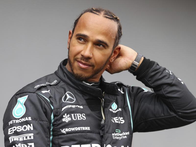 Hat eine weitere Bestmarke im Blick: Lewis Hamilton. Foto: Bryn Lennon/Getty POOL/AP/dpa