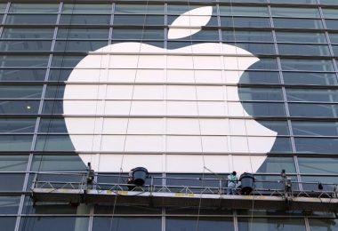 Die EU-Kommission wirft Apple bei Musik-Apps unfairen Wettbewerb vor. Foto: Christoph Dernbach/dpa