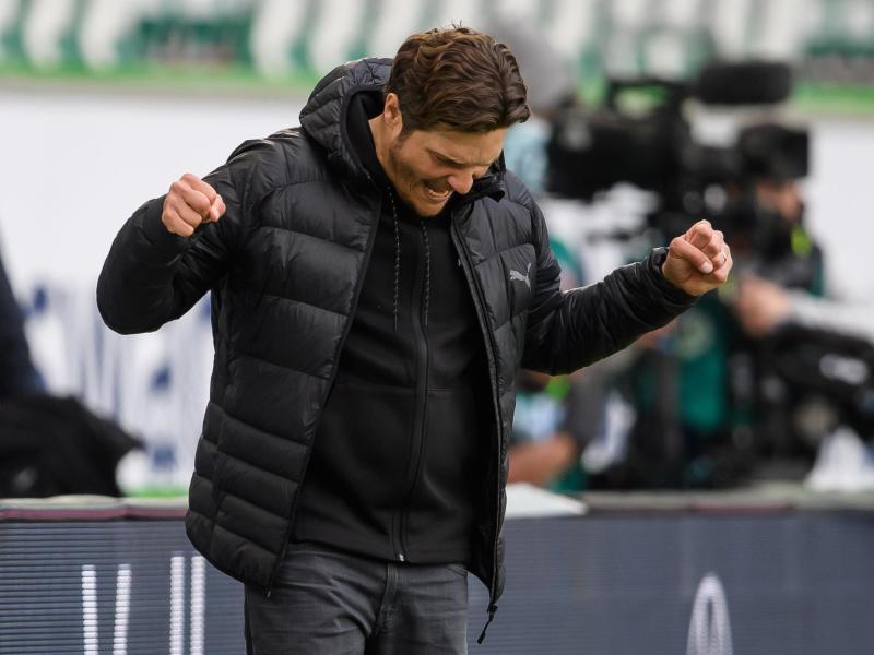 Will mit dem BVB denPott in den Pott holen: Trainer Edin Terzic. Foto: Swen Pförtner/dpa